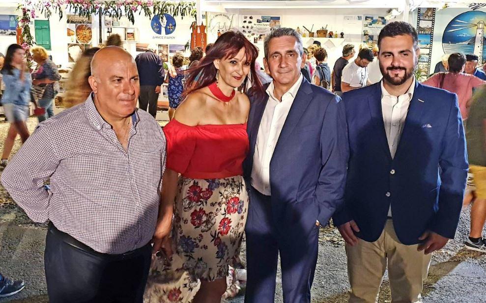 Γ. Χατζημάρκος: Τηρήσαμε τη δέσμευσή μας: το Φεστιβάλ Γαστρονομίας της Σίφνου, είναι πλέον ένας διεθνής θεσμός