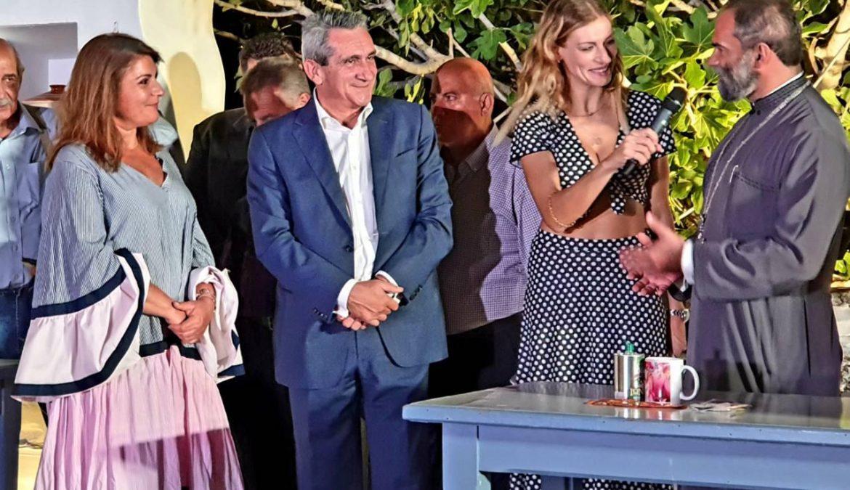 Γιώργος Χατζημάρκος: Τηρήσαμε τη δέσμευσή μας: το Φεστιβάλ Γαστρονομίας της Σίφνου, είναι πλέον ένας διεθνής θεσμός