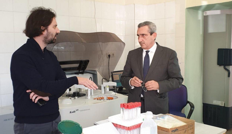 Αξονικός τομογράφος στο Νοσοκομείο Καλύμνου, με χρηματοδότηση από το Επιχειρησιακό Πρόγραμμα της Περιφέρειας Νοτίου Αιγαίου