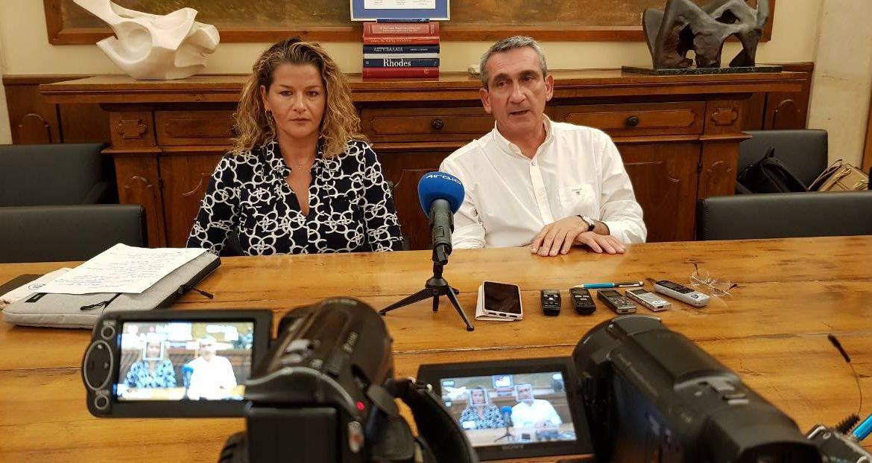 """Μέσα στον Οκτώβριο ξεκινούν οι δράσεις της  μεγάλης περιβαλλοντικής καμπάνιας  """"Keep Aegean Blue"""", της Περιφέρειας Νοτίου Αιγαίου, για την προστασία του θαλάσσιου οικοσυστήματος  των νησιών της"""