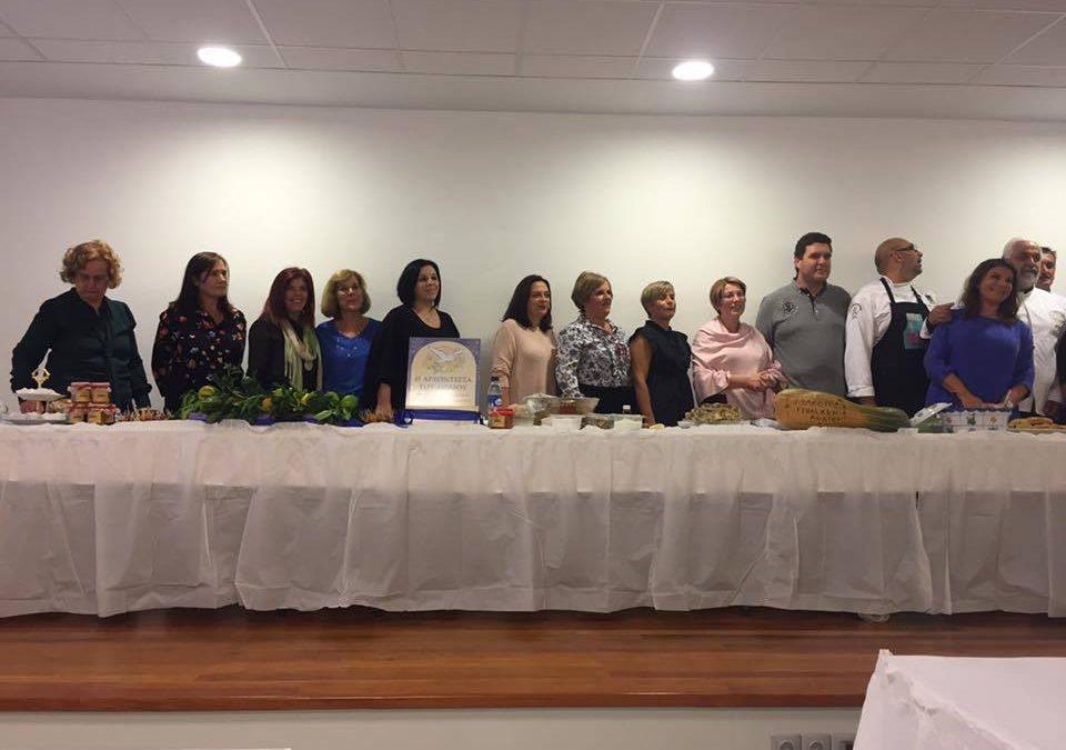 """Με μεγάλη επιτυχία πραγματοποιήθηκε η δράση """"Aegean Mamas Know Best"""" στην Άνδρο"""