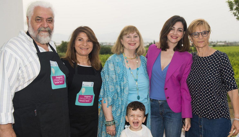 """Με μεγάλη επιτυχία και συμμετοχή έγινε στην Κω η δράση """"Aegean Mamas Know Best"""", με παράλληλες εκπαιδευτικές δράσεις σε σχολεία του νησιού"""