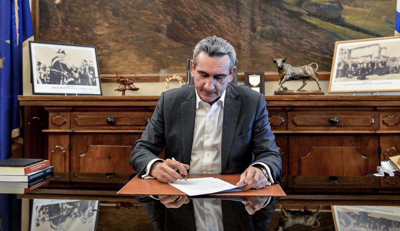 Ξεκινά η κατασκευή των εξωτερικών δικτύων ύδρευσης Φολεγάνδρου, προϋπολογισμού 537.000 ευρώ
