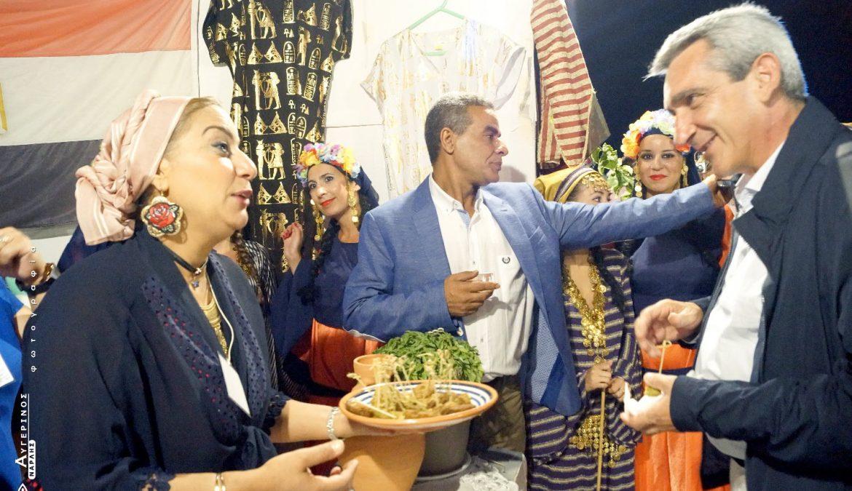 Στη Σίφνο το 12ο Φεστιβάλ Κυκλαδικής Γαστρονομίας «Νικόλαος Τσελεμεντές», σε συνδιοργάνωση με την  Περιφέρεια Νοτίου Αιγαίου