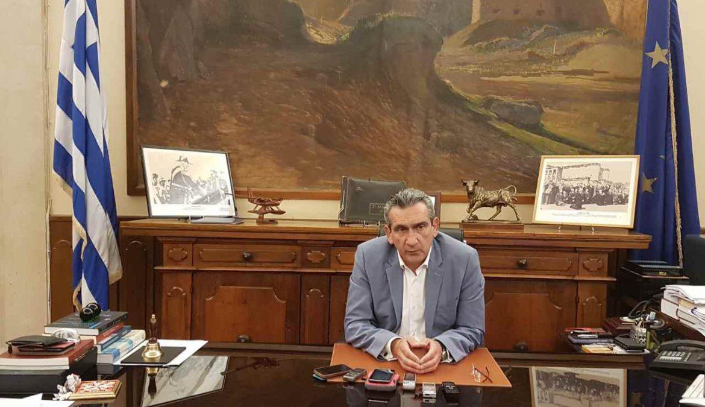 Η Περιφέρεια Νοτίου Αιγαίου αποφάσισε να συνδράμει οικονομικά την επιχειρησιακή λειτουργία του ΕΚΑΒ σε Κυκλάδες και Δωδεκάνησα