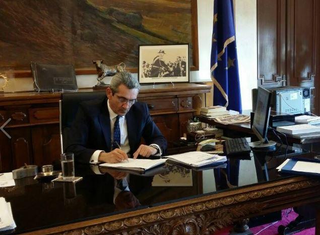 Να επανεξεταστεί η πρόταση κατανομής του Προγράμματος Αγροτικής Ανάπτυξης 2014 – 2020 στις Περιφέρειες , ζητά από το Υπουργείο η Ένωση Περιφερειών Ελλάδος
