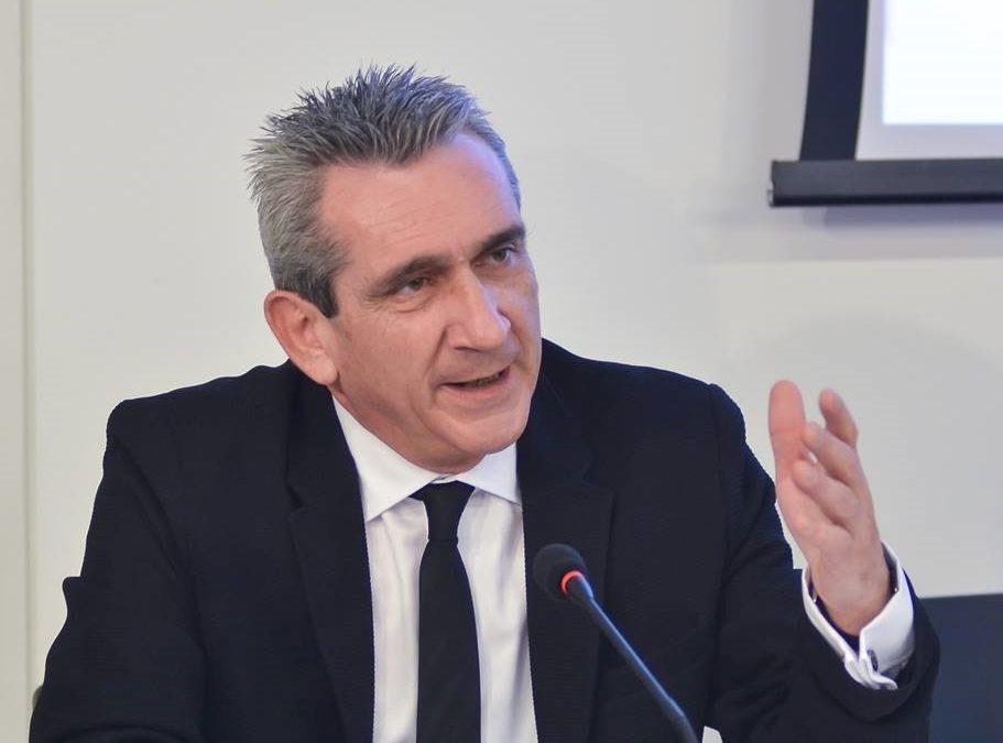 Ο Περιφερειάρχης, Γιώργος Χατζημάρκος, μέλος της Ελληνικής Αντιπροσωπείας της Ευρωπαϊκής Επιτροπής των Περιφερειών 2020 – 2025