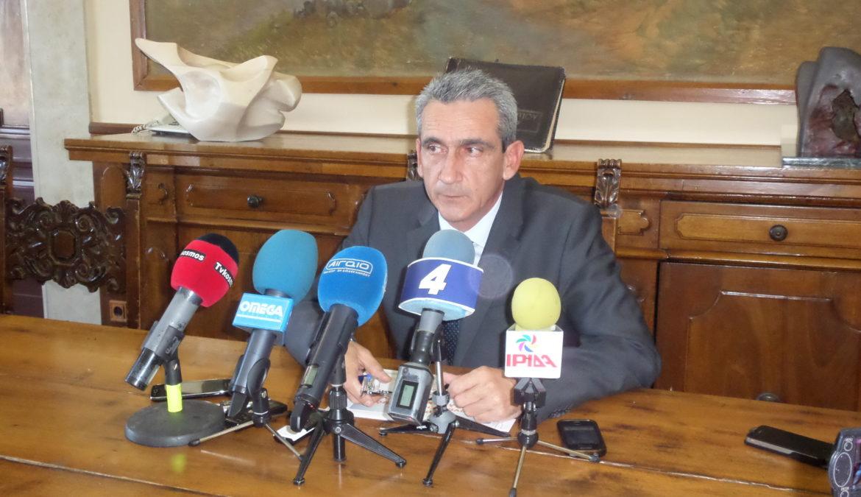 Συνέντευξη Τύπου Περιφερειάρχη Νοτίου Αιγαίου  κ. Γιώργου Χατζημάρκου
