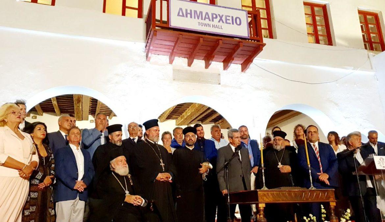 Γ. Χατζημάρκος: «Η Ελλάδα που παράγει δημόσια έσοδα, στην περίοδο της μεγαλύτερης δημοσιονομικής κρίσης, αναζητά την έμπρακτη αναγνώριση»