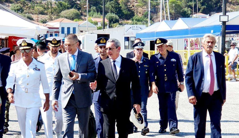 """Γιώργος Χατζημάρκος: """" Η μεγαλύτερη ελληνική γη, το Καστελλόριζο"""""""