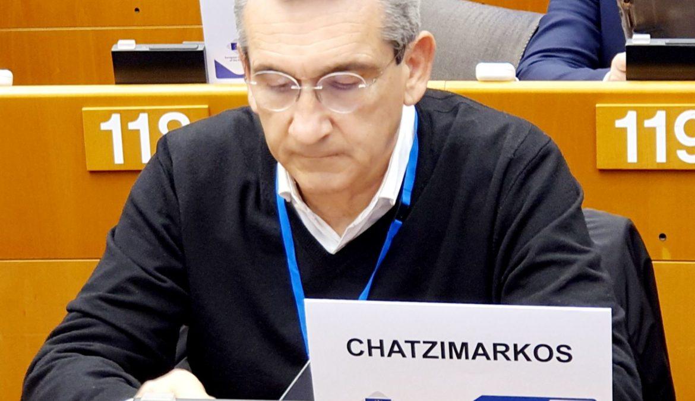 Στις Βρυξέλλες ο Περιφερειάρχης Γιώργος Χατζημάρκος, για τις εργασίες της Ευρωπαϊκής Επιτροπής των Περιφερειών