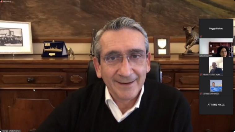 Γιώργος Χατζημάρκος: «Μια καλύτερη ζωή είναι εφικτή»