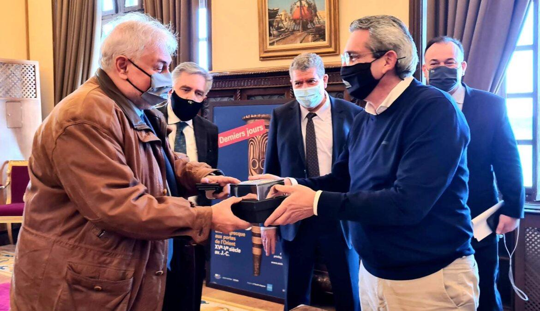 Γ. Χατζημάρκος προς Π. Αλεξανδρή: Την επόμενη εβδομάδα δημοπρατούμε το έργο αποκατάστασης του Κτηματολογίου Ρόδου