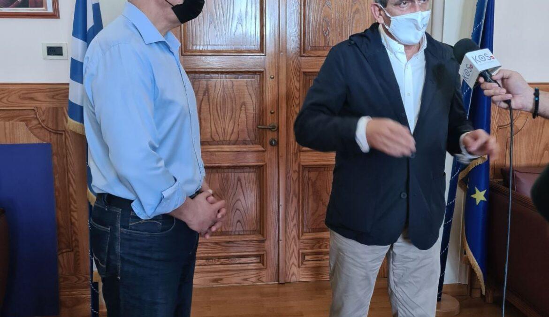 """Γιώργος Χατζημάρκος στον Δήμαρχο Κω: «Προχωρήστε στο ζήτημα του νέου νοσοκομείου  και """"φορτώστε"""" πάνω μας τη χρηματοδότησή του»"""