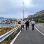 Ολοκληρώθηκε η ασφαλτόστρωση του δημοτικού οδικού δικτύου Καστελλορίζου
