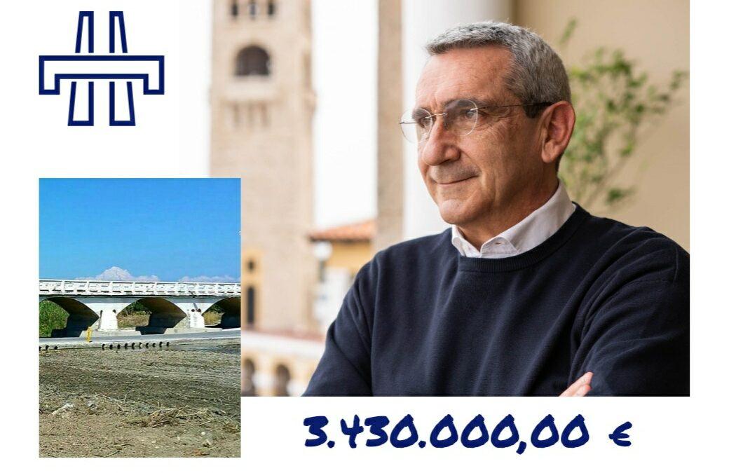 Ολοκληρώθηκε η διαδικασία δημοπράτησης και της Γέφυρας Κρεμαστής