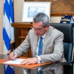 Τον περιορισμό των συνεχών διαδηλώσεων των αρνητών των εμβολίων ζητά ο Περιφερειάρχης