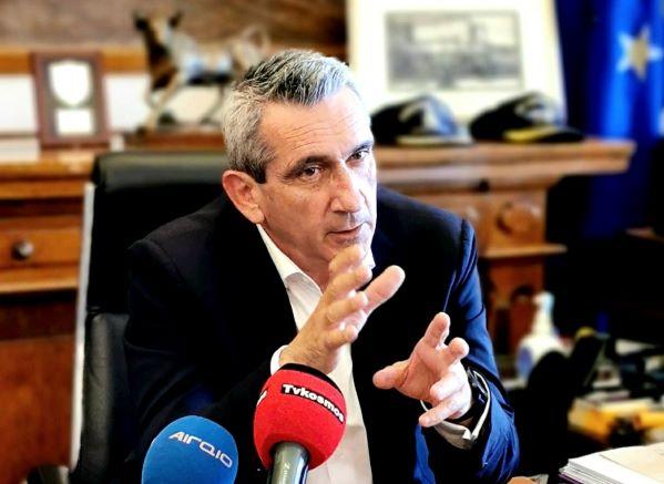 Έκκληση του Περιφερειάρχη σε δημοτικές αρχές και συλλόγους για περιορισμό των εκδηλώσεων ενόψει Δεκαπενταύγουστου