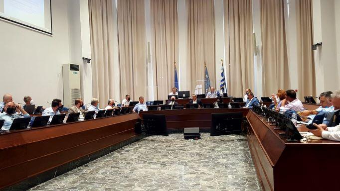 Εγκρίθηκε το σχέδιο του νέου Περιφερειακού Σχεδιασμού Διαχείρισης Αποβλήτων ΠΕΣΔΑ από την τακτική Γ.Σ. του ΦοΔΣΑ Νοτίου Αιγαίου